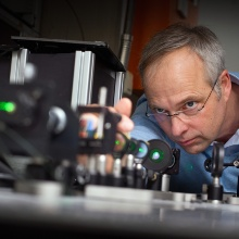 Second ERC-Grant for Professor Jörg Wrachtrup