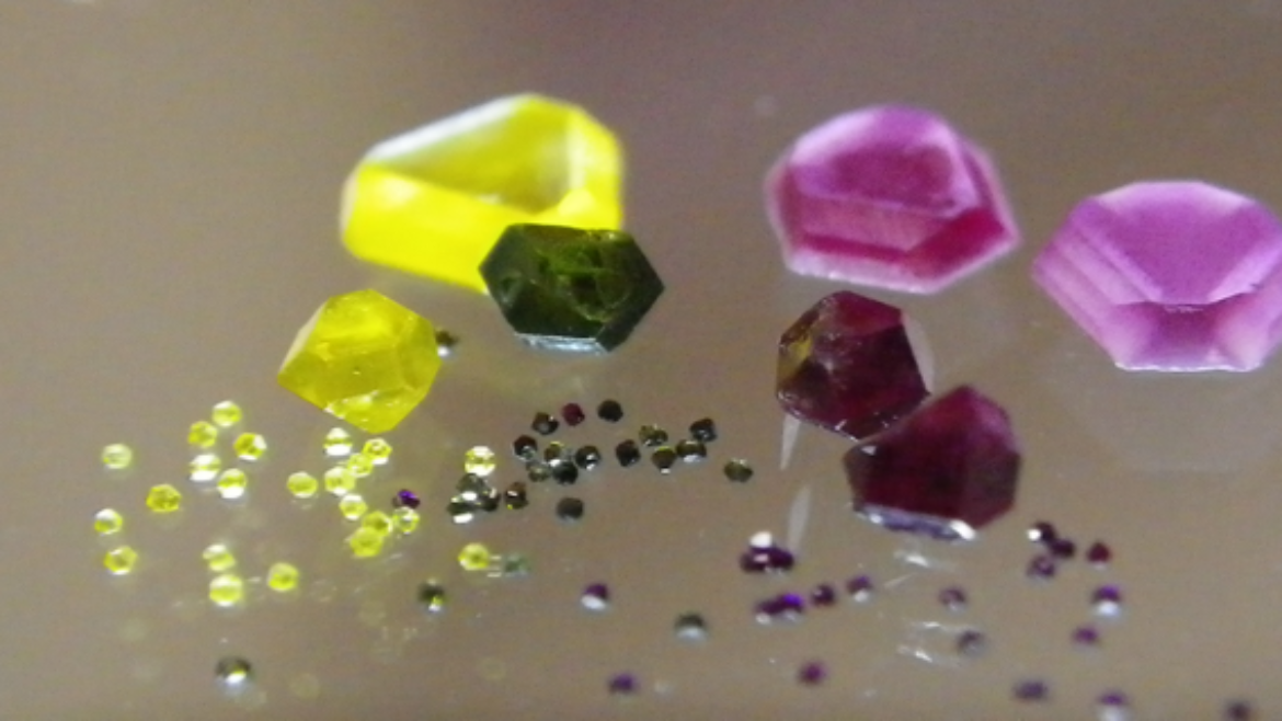 Color centers in diamond